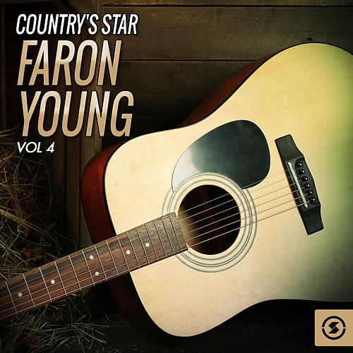 Country's Star Faron Young, Vol. 4 by Faron Young