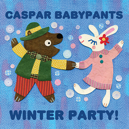 The Twelve Days of Christmas de Caspar Babypants