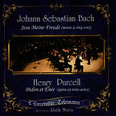 Bach & Purcell von L'Ensemble Telemann