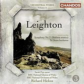 Play & Download LEIGHTON, K.: Orchestral Music, Vol. 2 - Symphony No. 2 / Te Deum Laudamus (Fox, BBC Wales Orchestra, Hickox) by Various Artists | Napster