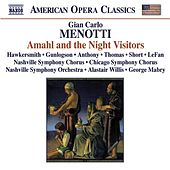 MENOTTI, G.C.: Amahl and the Night Visitors / My Christmas (Willis, Mabry) by Various Artists