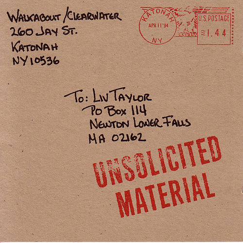 Play & Download Unsolicited Material by Livingston Taylor | Napster