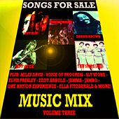 Songs for Sale - Music Mix Vol.3 by Various Artists
