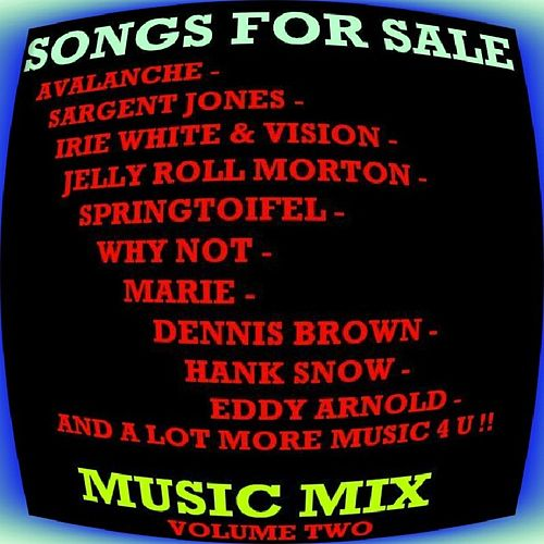Play & Download Songs for Sale - Music Mix Vol.2 by Various Artists | Napster