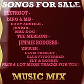 Songs for Sale - Music Mix Vol.4 by Various Artists
