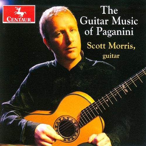 Play & Download The Guitar Music of Paganini by Scott Morris | Napster