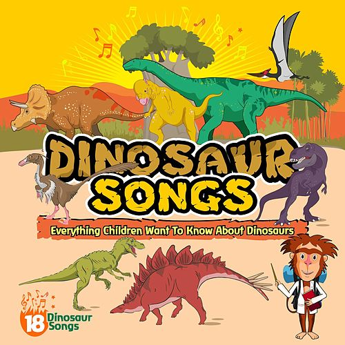 Play & Download Dinosaur Songs by Muffin Songs | Napster