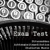 Play & Download Exam Test - Stressabbau Achtsamkeitsmeditation Studieren Musik für Konzentration Verbessern mit Natur Spirituelle Heilung Instrumental Geräusche by Exam Study New Age Piano Music Academy | Napster