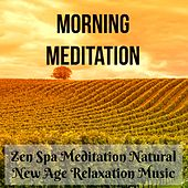 Morning Meditation - Zen Spa Meditation Natural New Age Relaxation Music to Inspire Positive Thinking Spiritual Healing Chakra Balancing by Various Artists