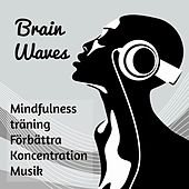 Play & Download Brain Waves - Mindfulnessträning Förbättra Koncentration Musik med Instrumental New Age Ljud by Concentration Music Ensemble | Napster
