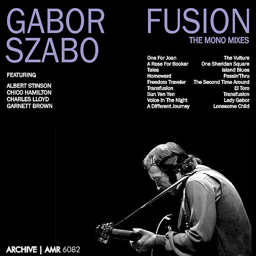 Fusion (The Mono Mixes) von Gabor Szabo