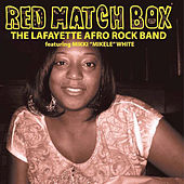 Red Matchbox by The Lafayette Afro-Rock Band