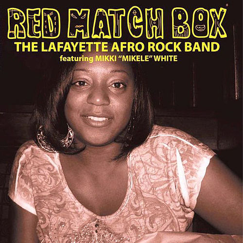 Play & Download Red Matchbox by The Lafayette Afro-Rock Band | Napster