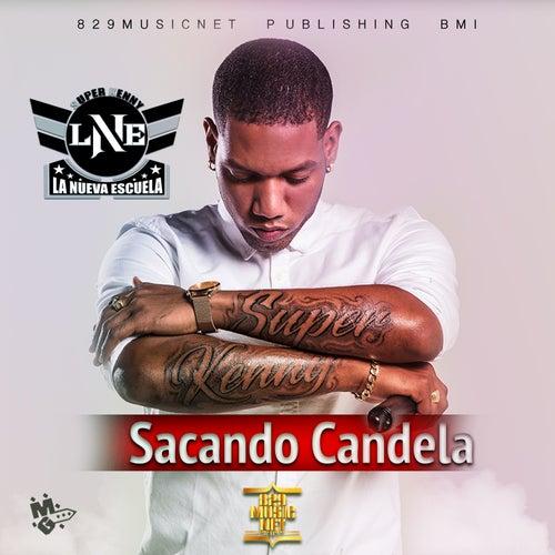 Play & Download Sacando Candela by Nueva Escuela   Napster