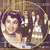 Play & Download Angelica Tuccari: Soprano in Concert by Various Artists | Napster