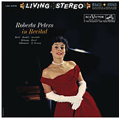 Play & Download Roberta Peters in Recital by Roberta Peters | Napster