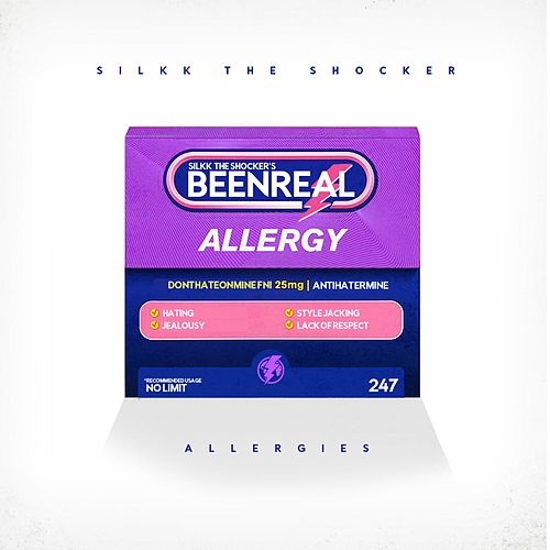 Play & Download Allergies by Silkk the Shocker | Napster