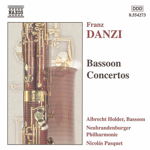 Play & Download Bassoon Concertos by Franz Danzi | Napster