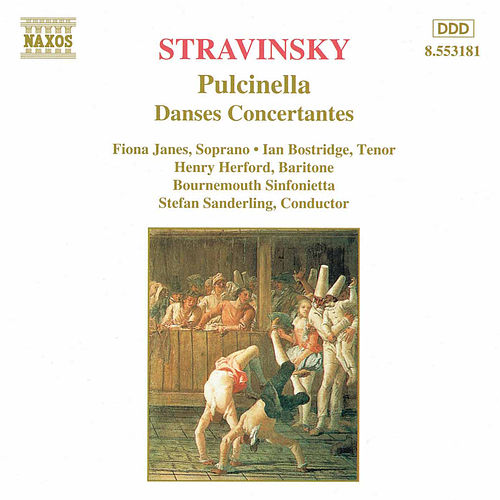Play & Download Pulcinella - Danses Concertantes by Igor Stravinsky | Napster