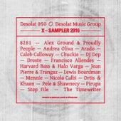 Desolat X-Sampler by Various Artists