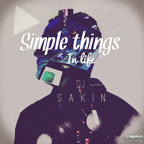 Play & Download Simple Things in Life by DJ Sakin | Napster