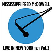 Live in New York (1972), Vol. 2 by Mississippi Fred McDowell
