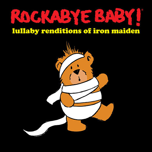 Lullaby Renditions of Iron Maiden de Rockabye Baby!