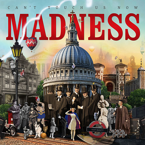 Play & Download Can't Touch Us Now by Madness | Napster