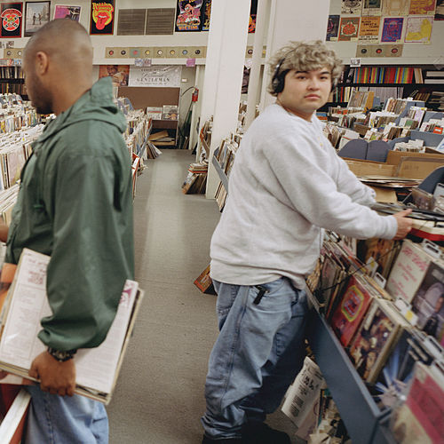 Midnight In A Perfect World by DJ Shadow