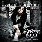 Play & Download Lettre du front (Instrumentale) [feat. Sefyu] by Kenza Farah | Napster