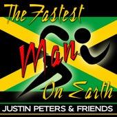 The Fastest Man on Earth (feat. Stephanie Adlington, Dezi Boyd, Third Gear, Arvind Graham, Victoria Jackson & Denny Jiosa) by Justin Peters