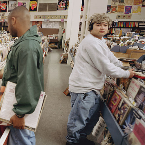 Endtroducing (Endtroducing Re-Emagined) de DJ Shadow