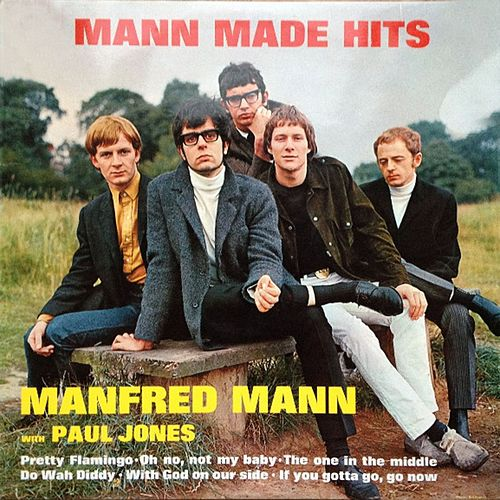 Play & Download Mann Made Hits by Manfred Mann | Napster
