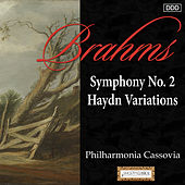 Play & Download Brahms: Symphony No. 2 - Haydn Variations by Philharmonia Cassovia | Napster