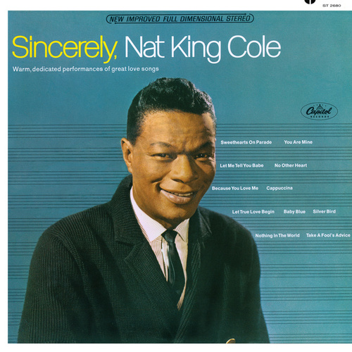 Play & Download Sincerely by Nat King Cole | Napster