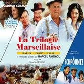 La trilogie marseillaise : Marius - Fanny - César / La femme du boulanger / Le schpountz by Vladimir Cosma