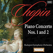 Chopin: Piano Concertos Nos. 1 and 2 by Istvan Szekely