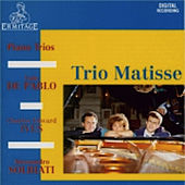 Play & Download Trio Matisse: Piano Trios by Trio Matisse | Napster