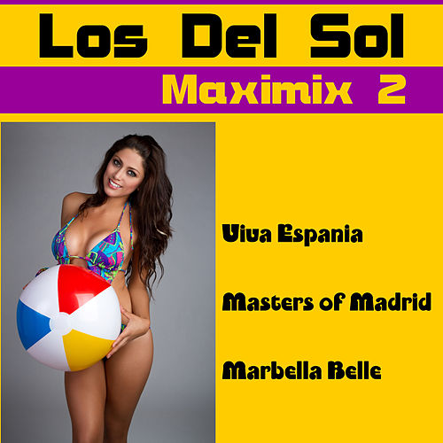 Maximix 2 de Los del Sol