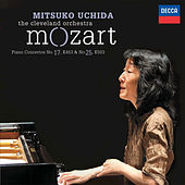 Play & Download Mozart: Piano Concertos No.17, K.453 & No.25, K.503 by Mitsuko Uchida | Napster