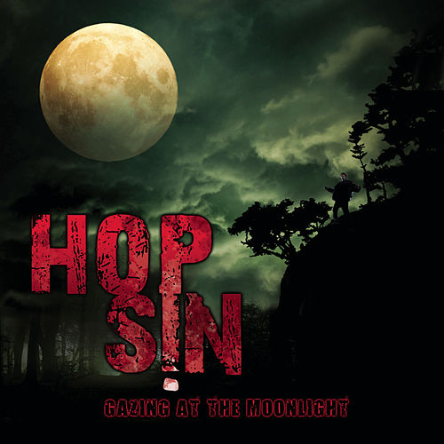 Play & Download Gazing at the Moonlight by Hopsin | Napster