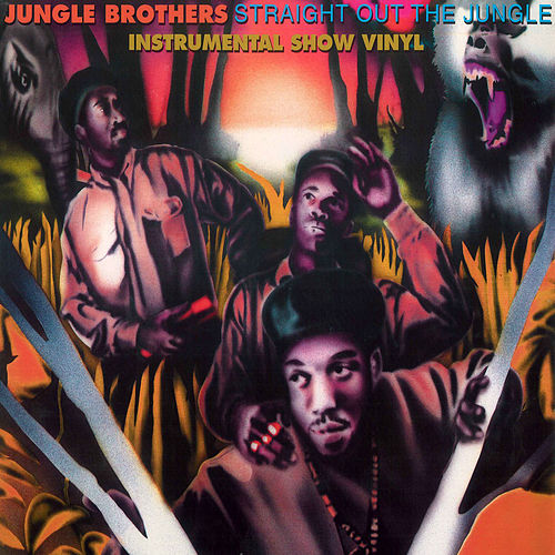Straight out the Jungle: The Instrumental Show by Jungle Brothers