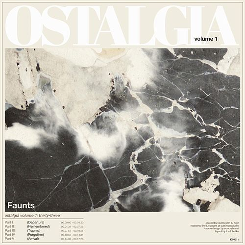 Play & Download Ostalgia, Vol. 1 by Faunts | Napster