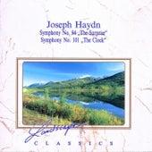 Joseph Haydn: Sinfonie Nr. 94, G-Dur - Sinfonie Nr. 101, D-Dur by Guiseppe Menarelli Orchestra Sinfonica Dell'Arte