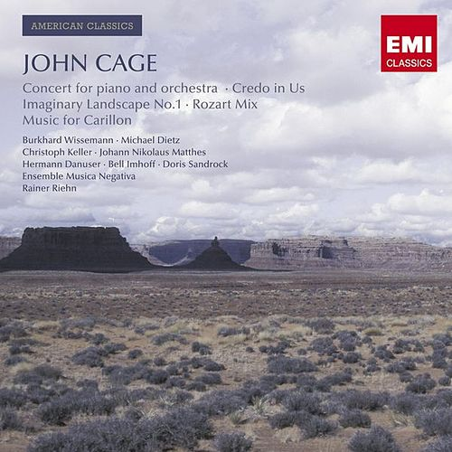American Classics: John Cage by Various Artists