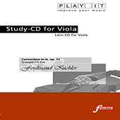 Play & Download PLAY IT - Study-CD for Viola: Ferdinand Küchler, Concertino in G, op. 11, G major / G-Dur by Various Artists | Napster