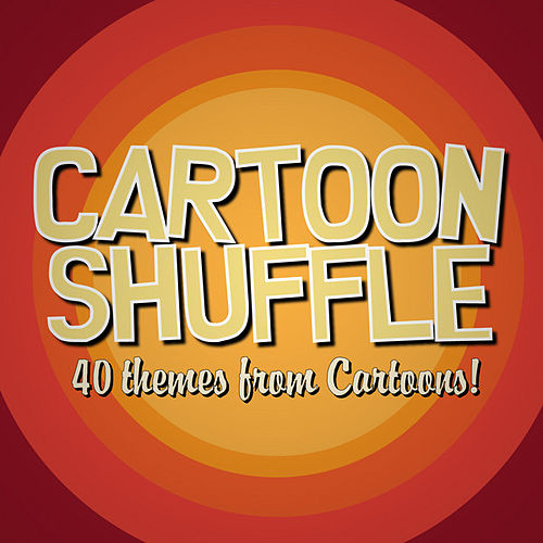 Cartoon Shuffle by Various Artists