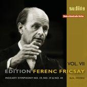 Edition Ferenc Fricsay - W.A. Mozart: Symphony No. 29, No. 39 & No. 40 by RIAS-Symphonie-Orchester Ferenc Fricsay