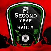 Second Year Of Saucy by Various Artists