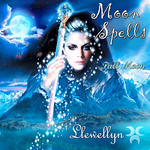 Moon Spells - Full Moon by Llewellyn
